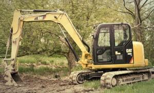 308caterpillar - excavator